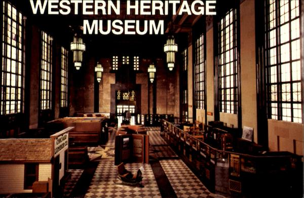 Western Heritage Museum, 801 South 10th St. Omaha Nebraska
