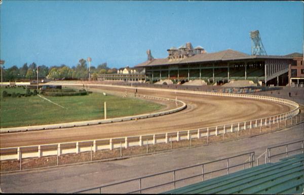 Yonkers Raceway