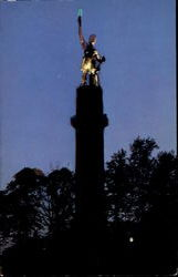 Vulcan At Night, Vulcan Park