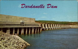 Dardanelle Dam And Lake