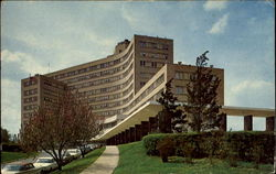 Veterans Administration Hospital, 300 East Roosevelt Road