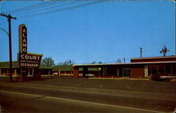 Alamo Court And Davy Crockett Restaurant, U. S. 67 South
