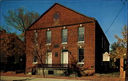 The Old Presbyterian Meeting House