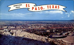 Greetings From El Paso