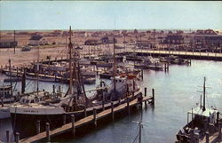 Galilee Harbor Postcard