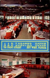 A & B Lobster House, 700 Front Street
