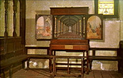 Famous Father Smith Organ