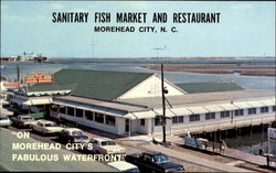 Sanitary Fish Market And Restaurant