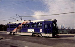 TTS Light Rail Vehicle