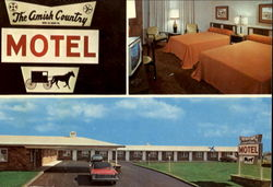 The Amish Country Motel, U. S. Route 340