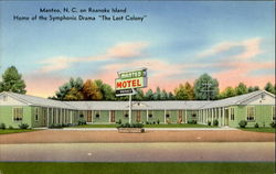 Manteo Motel, U. S. Highway 64 & 264