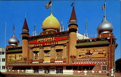 The World's Only Corn Palace