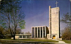 First Methodist Church, 663 Lakeview Avenue, Buffalo Street