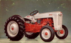 New Ford Tractor 1953 NAA-Jubilee