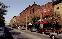 Historic Market Street, Corning's Intown Square