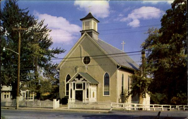 Parish Of St. Catherine Of Alexandria Blauvelt New York