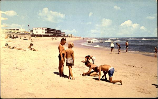 Ocean city maryland naked women