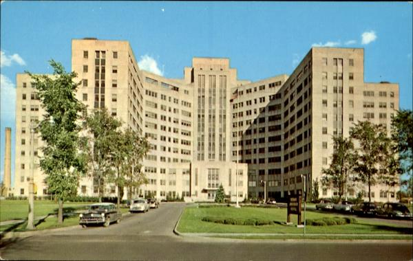 Veterans Administration Hospital Buffalo New York