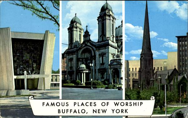 Famous Places Of Worship Buffalo New York