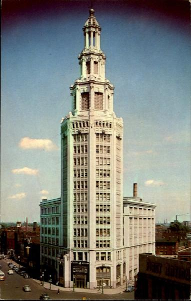 The Electric Building Buffalo New York