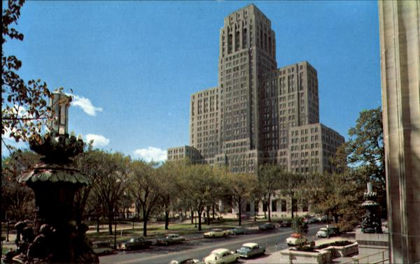 Alfred E. Smith State Office Bldg Albany New York