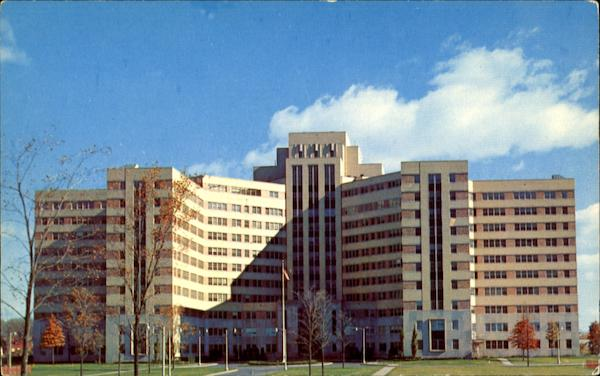Veterans Hospital Albany New York
