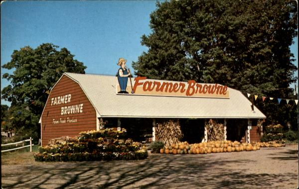 Farmer Browne, Route 208 Campbell Hall New York