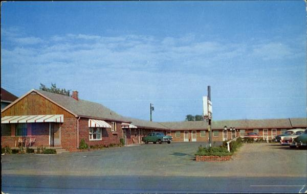 Lincoln Park Motel, 785 Niagara Falls Blvd. Buffalo New York
