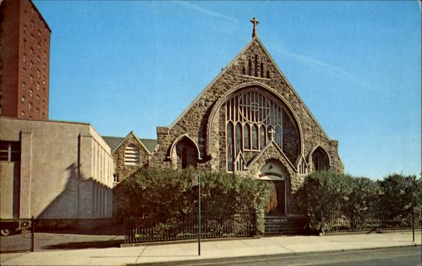 Saint Paul's Church, Washington Avenue Bronx New York