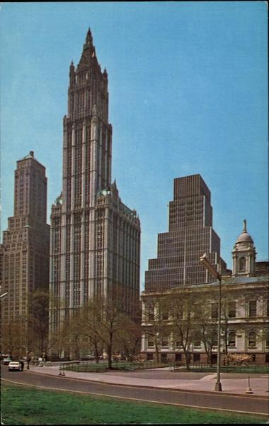 The Woolworth Building New York City