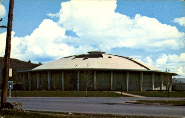George Leroy Manley Athletic Field House, Syracuse University New York