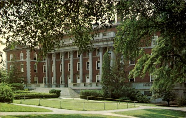 Maxwell School Of Citizenship, Syracuse University New York