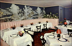 The Pink Lounge, Saw Mill River Road Postcard