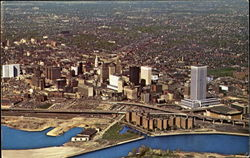 Aerial View Of Buffalo