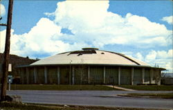 George Leroy Manley Athletic Field House, Syracuse University