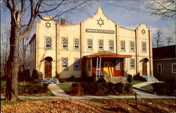 Liberty Street Synagogue, Old Liberty Road