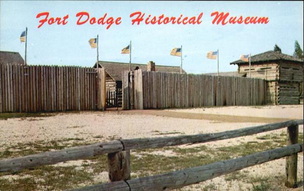 Fort Dodge Historical Museum Iowa