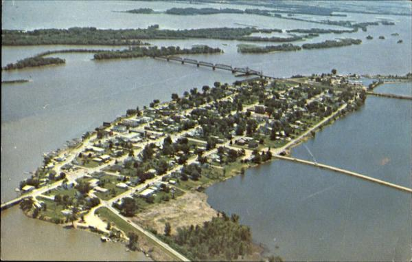 Iowa's Island City Sabula