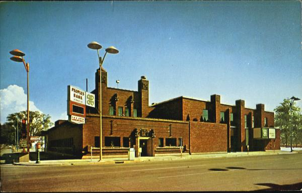 Peoples Bank And Trust Company Cadar Rapids Iowa