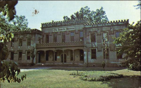 Old richmond academy building 500 block of telfair street augusta ga