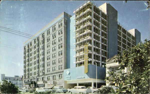Dempsey Motor Hotel Macon Ga