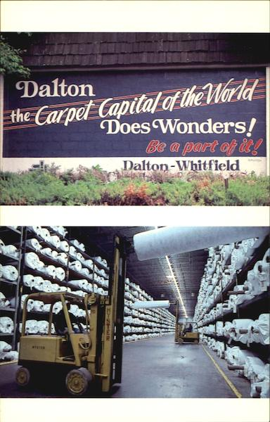 Carpet Capital Of The World Dalton Ga