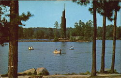 Stone Mountain Lake