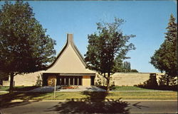 Bethel Christian Reformed Church Postcard