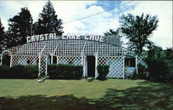 Entrance To Crystal Lake Cave
