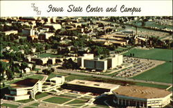Iowa State Center And Campus