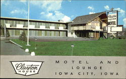 Clayton House Motel And Tree House Lounge, Hwy. 218 West