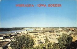 Nebraska Iowa Border