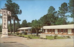 Pines Motel, 1500 North Ashley St