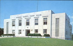 Pickens County Courthouse Postcard